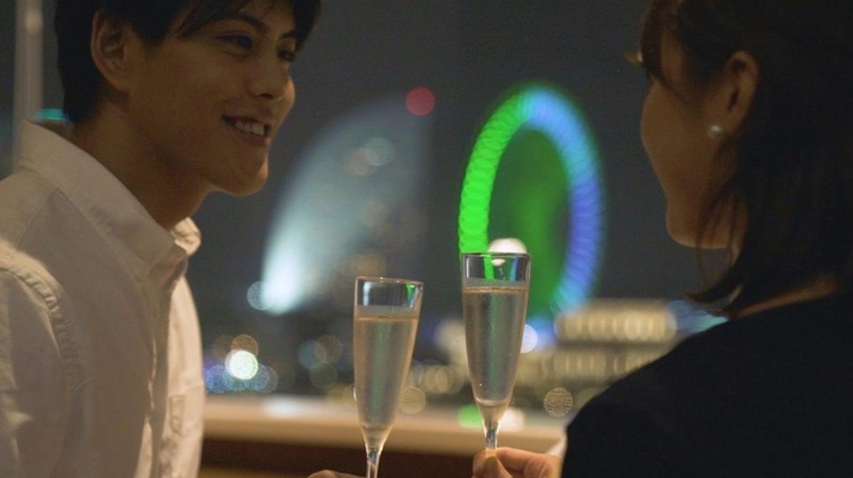 坂口良がLet's enjoy tokyoのソフトバンクのPR記事に登場しています📲