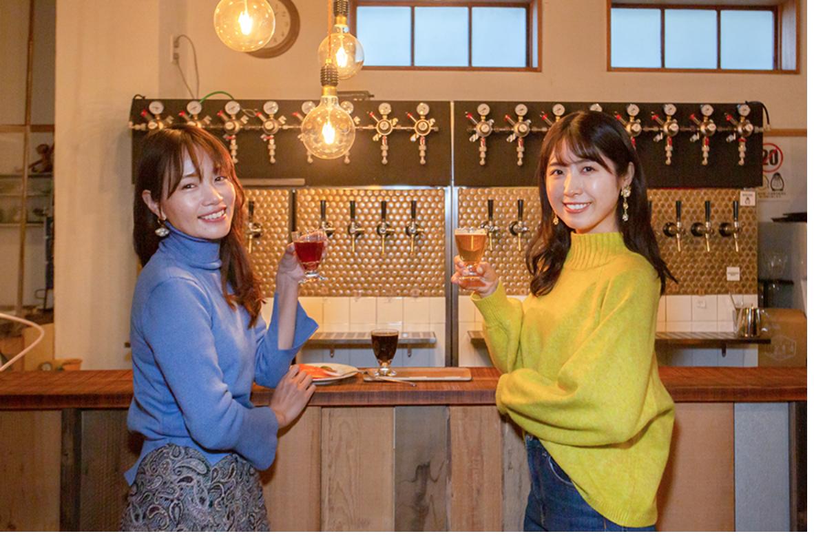 古田ちさこ、小谷津友里が「Let's Enjoy Tokyo」で秩父の観光ツアーを紹介しています🚃