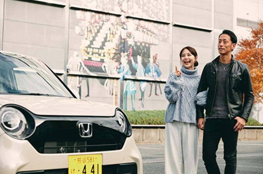 りーまる、堀川仁が「Let's Enjoy Tokyo」でHondaの車を紹介しています🚙
